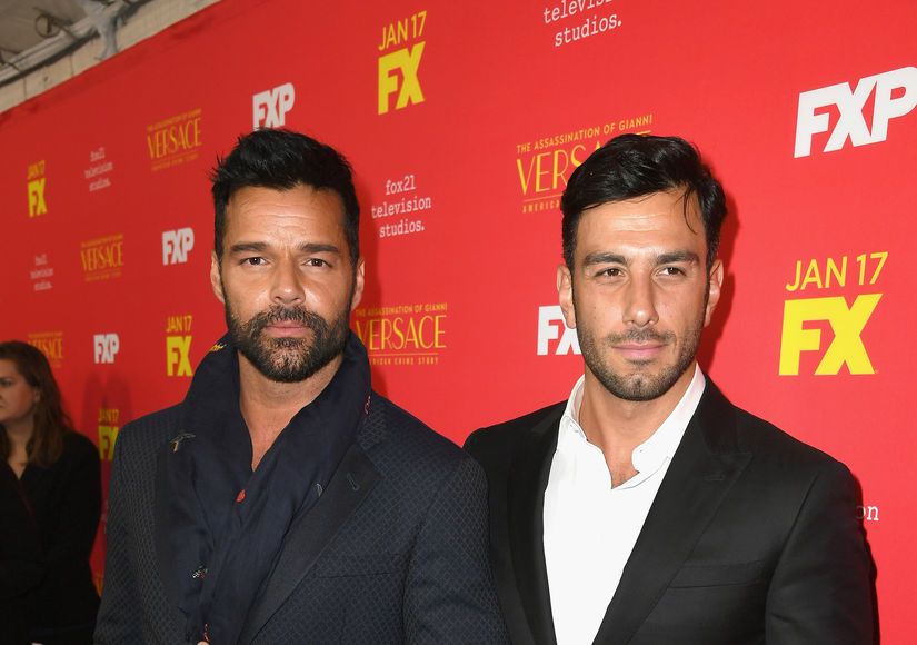 First Pic! Ricky Martin Welcomes Baby #4
