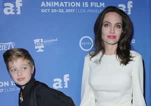 Angelina Jolie's Daughter Shiloh Jolie-Pitt Suffers Broken Arm