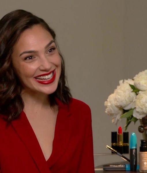 Gal Gadot Dishes on 'Wonder Woman' Sequel, Plus: Her New Role as Revlon…