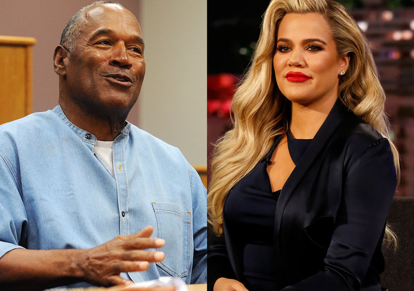 O.J. Simpson Finally Goes on Record About Rumors He Is Khloé Kardashian's Father