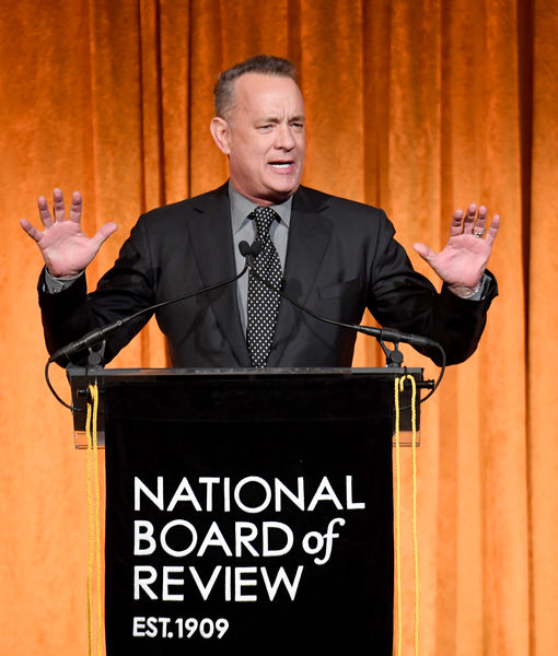 Could Tom Hanks be Oprah's Running Mate in 2020?