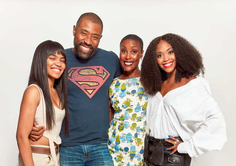 Villains, Arrowverse and More! 'Black Lightning' Cast Reveals Everything You…