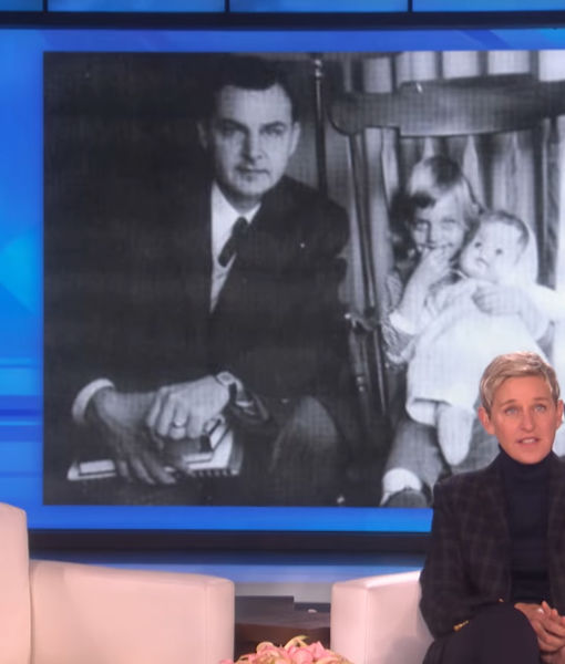 Ellen DeGeneres' Dad Passes Away at 92 — See Her Touching Tribute!