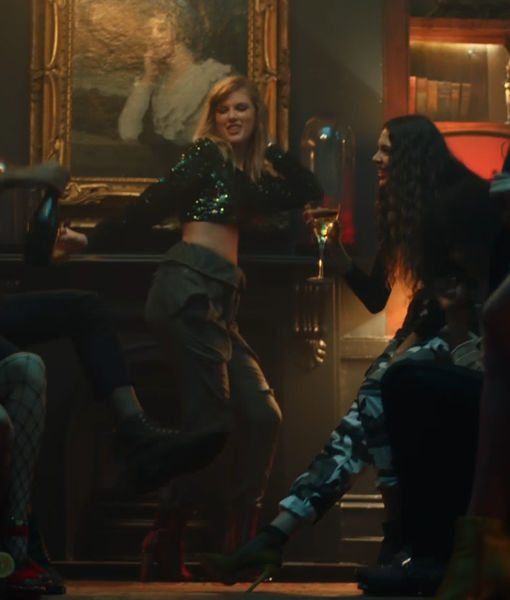 Taylor Swift Releases 'End Game' Music Video — Where's Katy?