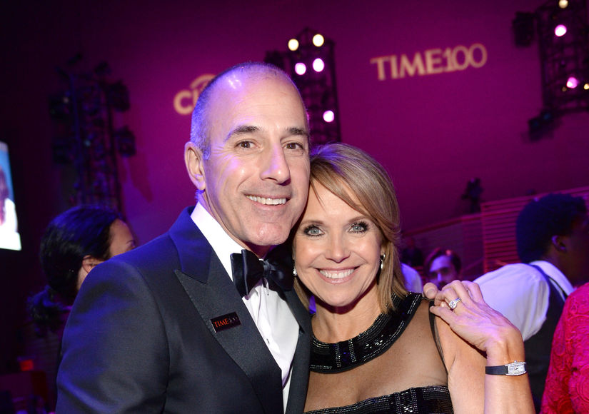 Katie Couric on Matt Lauer: 'I Had No Idea'