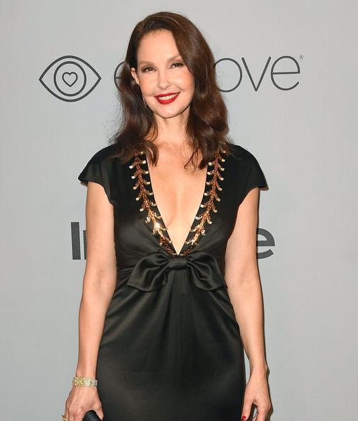 Ashley Judd Calls James Franco's Response to Allegations 'Terrific'