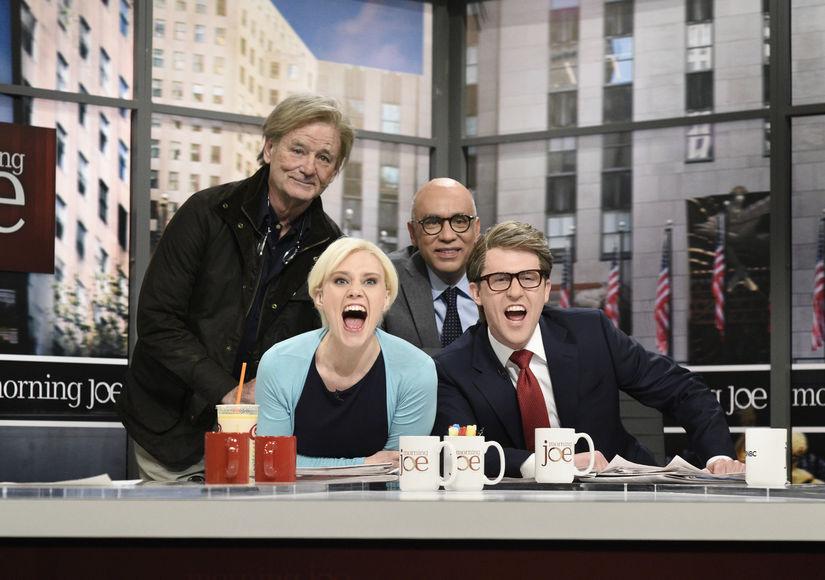 Bill Murray, Fred Armisen Return to 'SNL' to Mock Steve Bannon, Trump Book