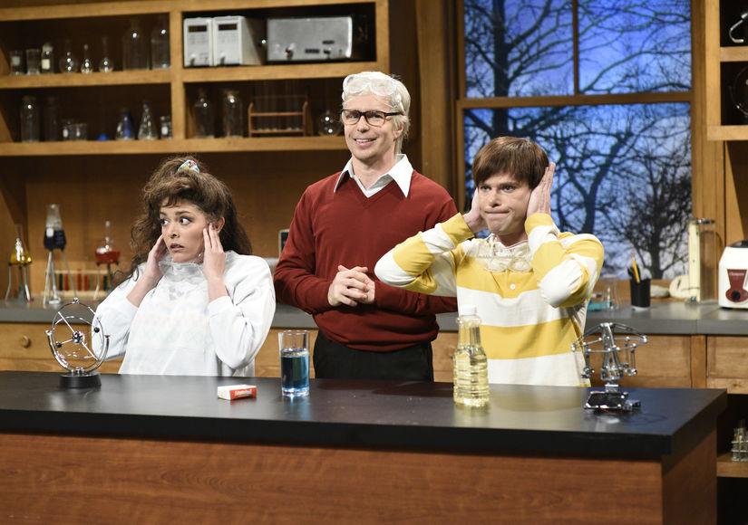 Sam Rockwell Drops F-Bomb on 'SNL'