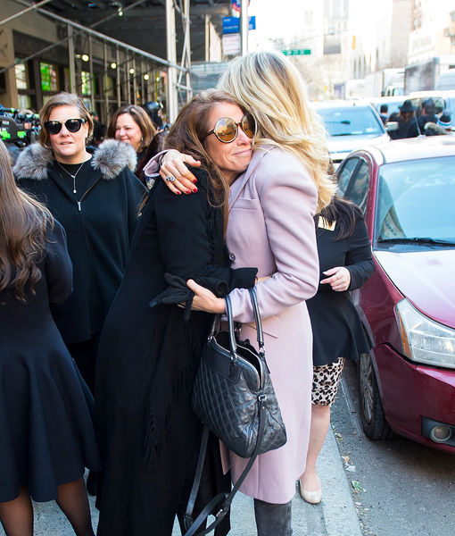 Stars Attend Funeral for 'RHONY' Cast Member Jill Zarin's Husband in NYC