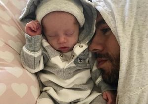 Enrique Iglesias Shares First Baby Photo — See the Precious Pic!