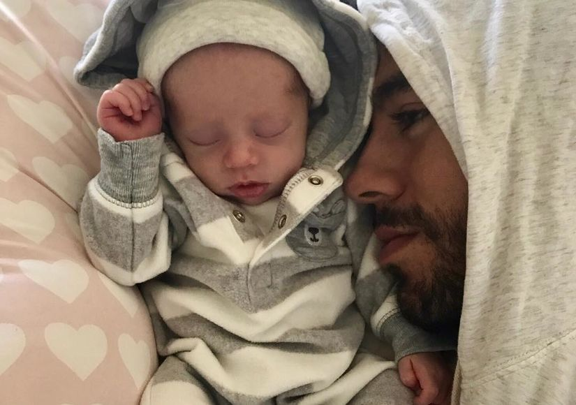 Enrique Iglesias & Anna Kournikova Share First Baby Photos — See Their…
