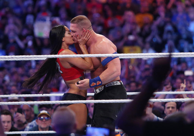 john-cena-nikki-bella-getty