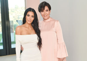 You'll Never Guess What Kris Jenner Told Kim Kardashian About…