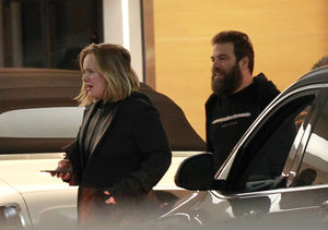 Rare Pic of Adele & Simon Konecki's Date Night in Los Angeles