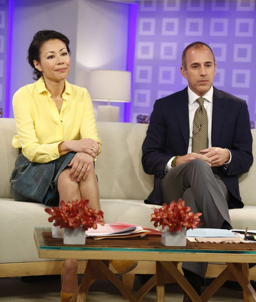 Ann Curry Finally Breaks Her Silence on Matt Lauer Firing