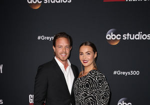 'Grey's Anatomy' Star Camilla Luddington Engaged — See Her…
