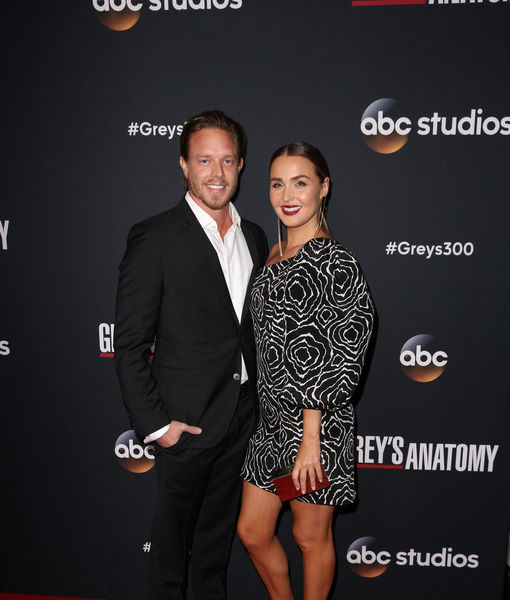 'Grey's Anatomy' Star Camilla Luddington Weds Matthew Alan