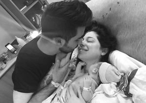 First Pic! Christina Perri Gives Birth to Baby Girl — What's Her Name?