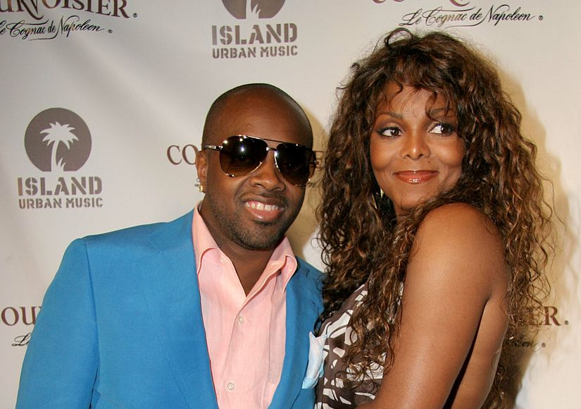 Jermaine Dupri Takes on Janet Jackson Romance Rumors