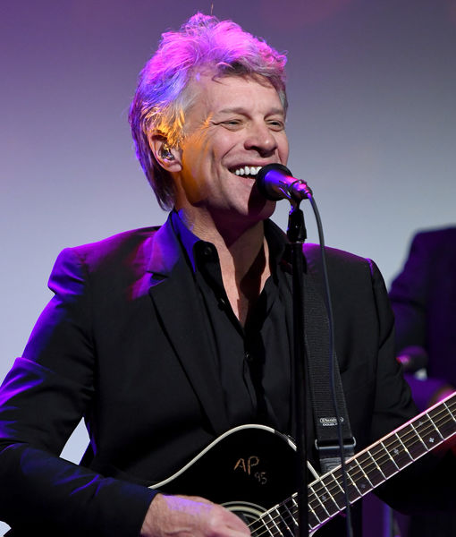 Jon Bon Jovi Dishes on Hall of Fame Honor, Reveals What He Would Say to Trump If He Had the Chance