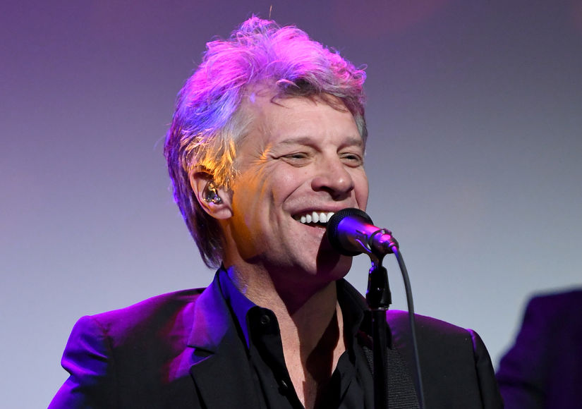 Jon Bon Jovi Dishes on Hall of Fame Honor, Reveals What He Would Say to Trump…