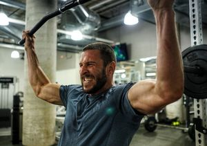 Gerard Butler & Pablo Schreiber Reveal How They Bulked Up for 'Den of…