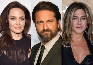 Angelina Jolie or Jennifer Aniston? Gerard Butler Reveals Who's a…