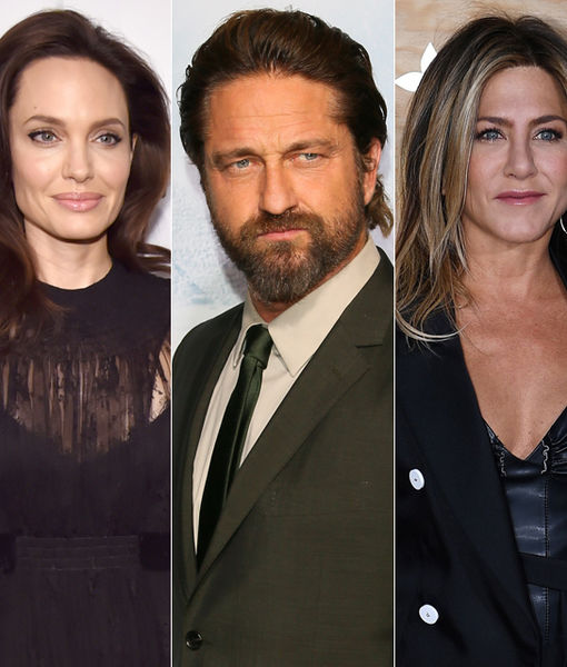 Angelina Jolie or Jennifer Aniston? Gerard Butler Reveals Who's a Better…