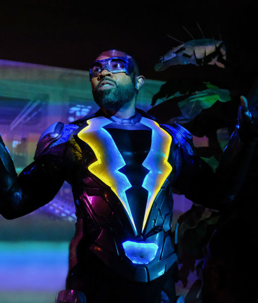 How 'Black Lightning' Is Making TV History In More Ways Than One
