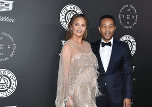 Chrissy Teigen & John Legend Are Not Revealing Baby #2's Gender