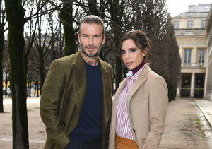 Victoria Beckham Takes On David Beckham Divorce Rumors