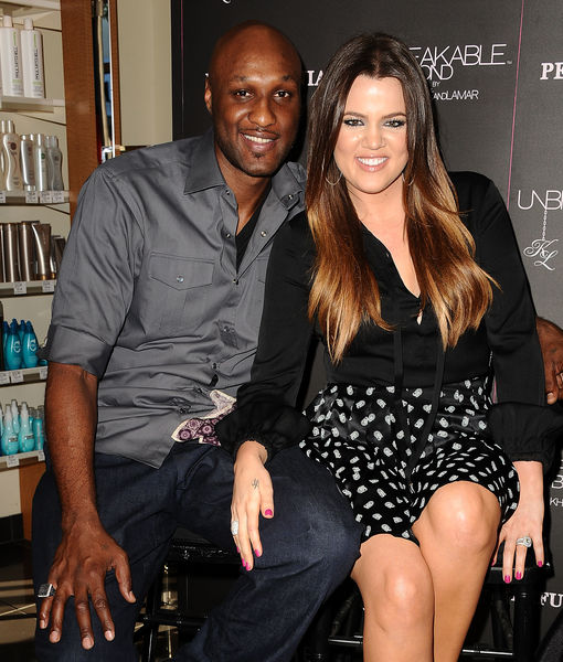 Lamar Odom Reveals When He Knew It Was Over with Khloé Kardashian