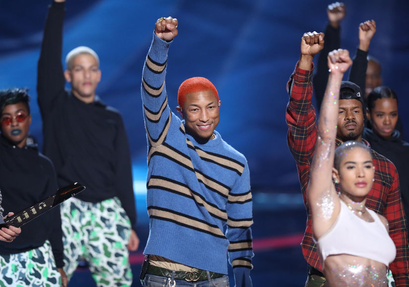 Pharrell and N.E.R.D. to Perform at NBA All-Star Halftime Show