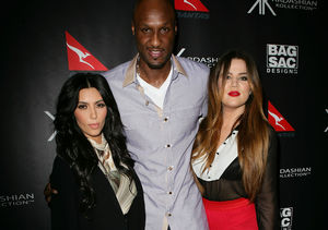 Kim Kardashian Responds to Lamar Odom with Epic Tweet