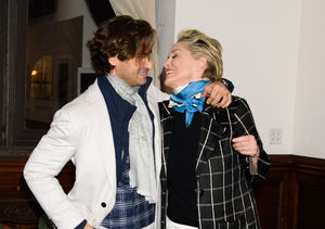 Sharon Stone Spotted with Younger Mystery Man — Who's the Lucky Guy?