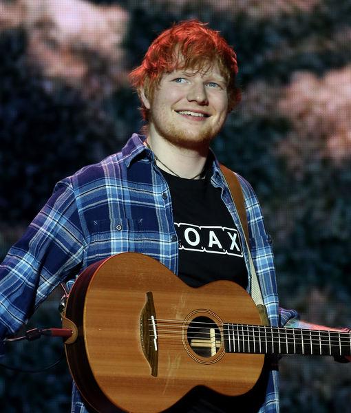 Ed Sheeran Engaged to 'Perfect' Cherry Seaborn!