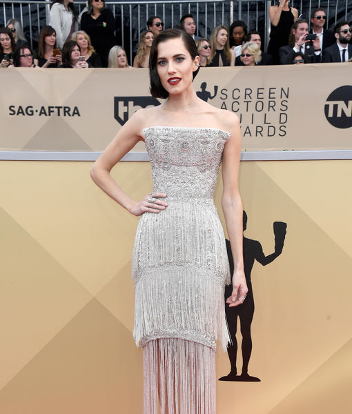 Pics! The 2018 SAG Awards Red Carpet