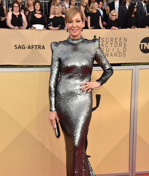 Stars Weigh In on the Women's March at SAG Awards 2018