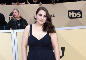 Why Beanie Feldstein Wore Her Prom Dress to SAG Awards 2018