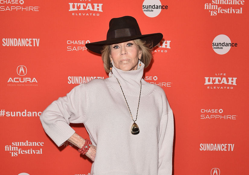 Jane Fonda Opens Up About Her Health