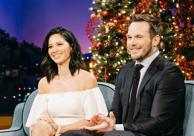 Olivia Munn Shuts Down Chris Pratt Dating Rumors