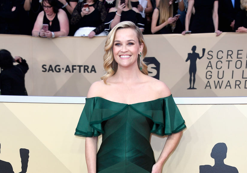 Reese Witherspoon Tackles Latest 'Big Little Lies' Rumors