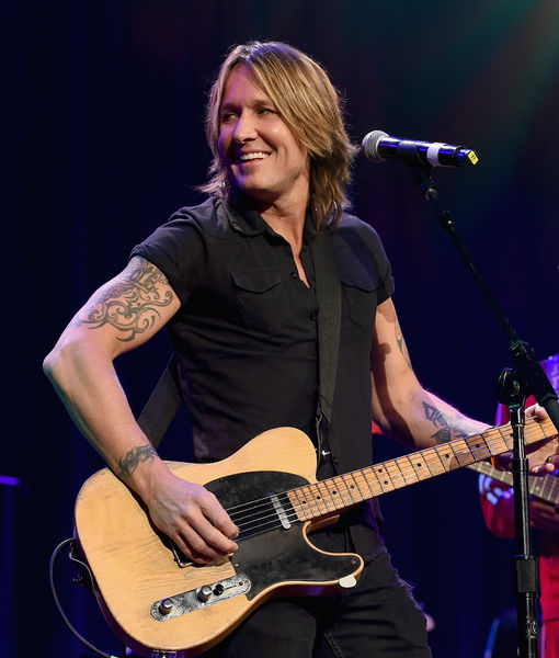 Keith Urban Drops New Music and Reveals He's Hosting the ACM Awards