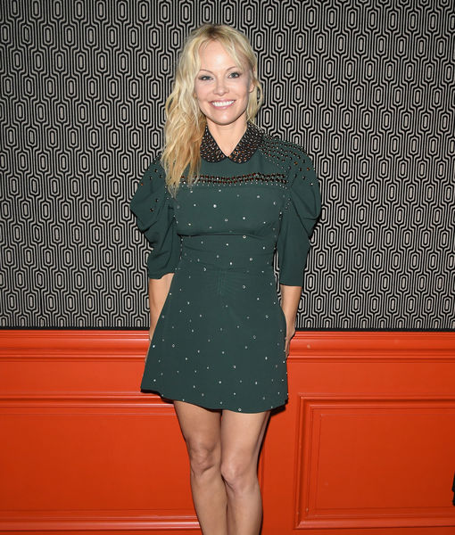 Pamela Anderson Is Living with Her Younger BF — Are They About to Get Married?