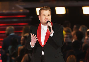 James Corden on His Successful Grammys Hosting Gig, Plus: His Decision to Play…