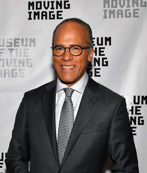 Lester Holt Describes Trip to North Korea: 'You Don't Know What's Real There'