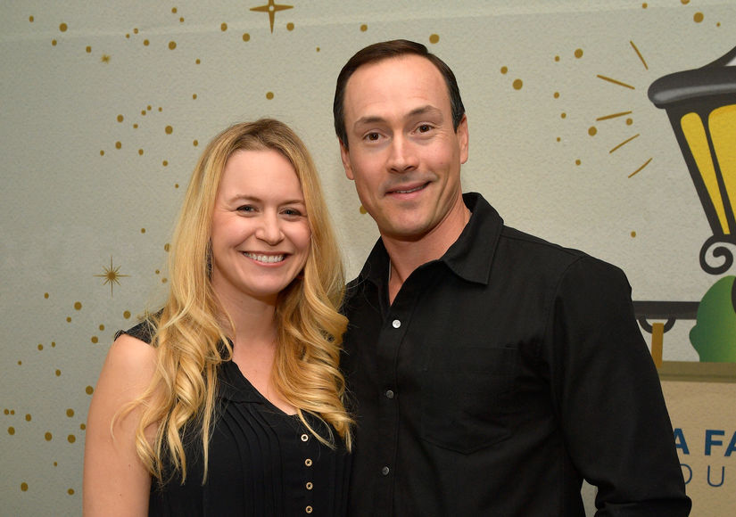 Chris Klein Expecting Baby #2 with Wife Laina Rose