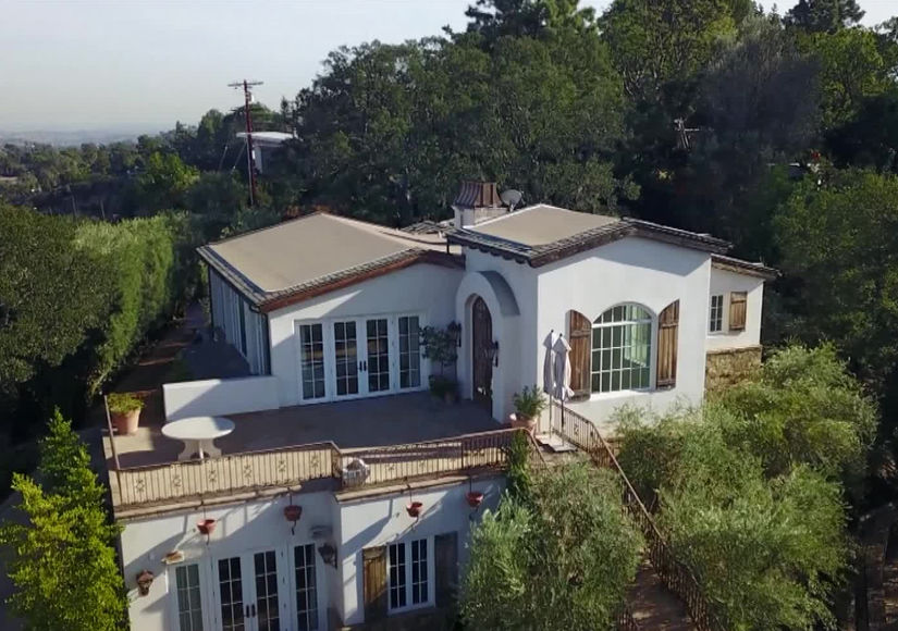 Mansions & Millionaires: Eva Longoria's $14-Million Hollywood Hills Home