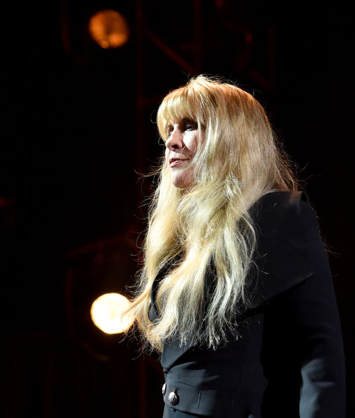 Stevie Nicks' Speech About Tom Petty: 'My Heart Will Never Get Over This'