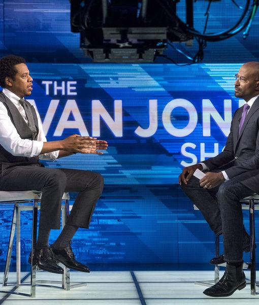 JAY-Z Talks Mending His Marriage to Beyoncé